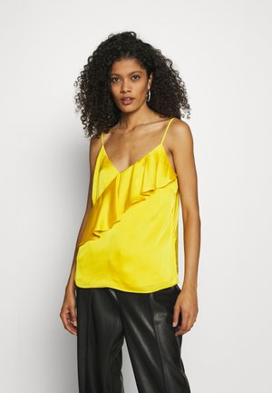 LULIA - Top - mid yellow