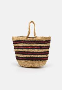 Samsøe Samsøe - BEACH BAG - Handbag - nature poppy - 0