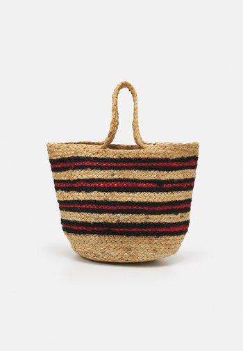 BEACH BAG - Handbag - nature poppy