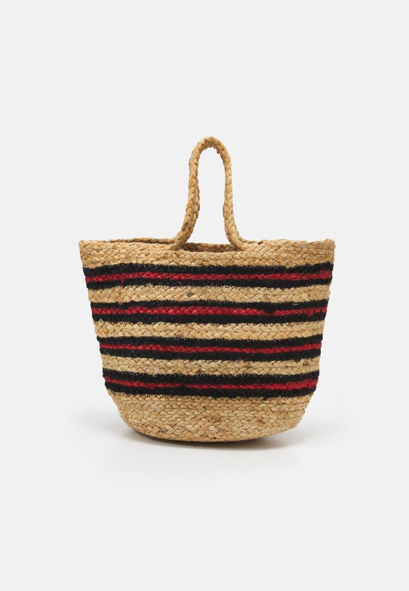 Samsøe Samsøe - BEACH BAG - Handbag - nature poppy