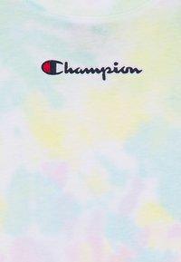 Champion Rochester - STREET CULTURE DRESS - Sukienka sportowa - white/multi coloured - 2