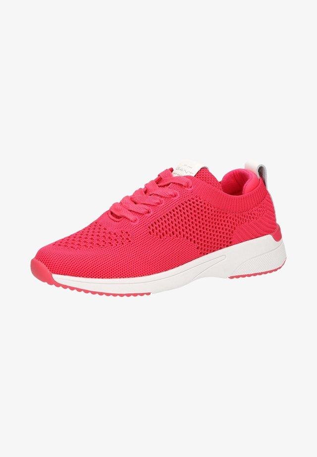 DELYN - Neutral running shoes - fuchsia