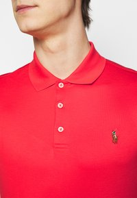 Polo Ralph Lauren - SLIM FIT SOFT - Polo - racing red - 4