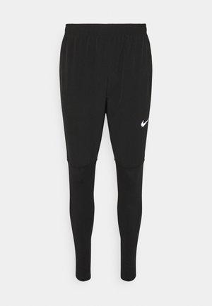 PANT HYBRID - Pantaloni - black