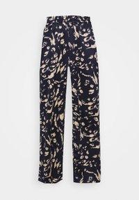 Vero Moda - VMHAILEY PANT - Trousers - navy blazer - 3