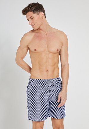 KITE TILE - Swimming shorts - dark navy