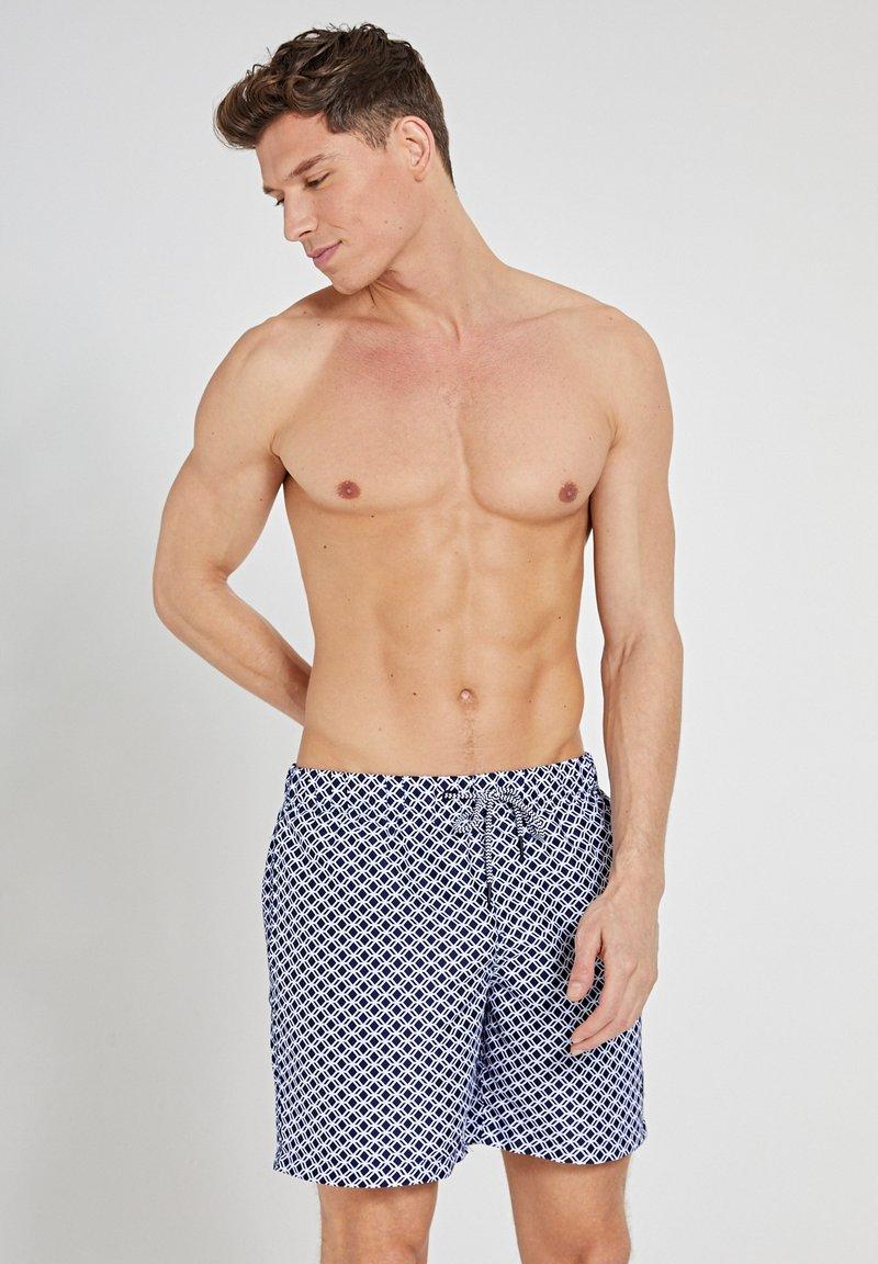 Shiwi - KITE TILE - Swimming shorts - dark navy