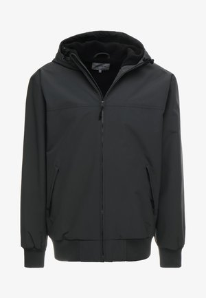 HOODED SAIL - Overgangsjakker - blacksmith/black