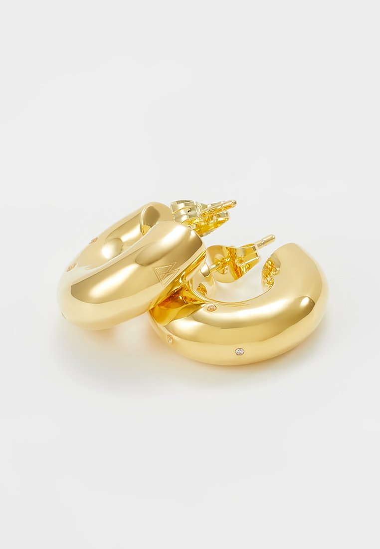 P D Paola Holika - Ohrringe Gold-coloured/gold