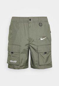 Nike Sportswear - Shorts - twilight marsh/silver - 3
