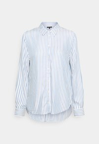 Marc O'Polo - KENT COLLAR BUTTON THROUGH LONG SLEEVE EASY STRIPED - Button-down blouse - multicolor - 0