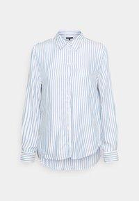 KENT COLLAR BUTTON THROUGH LONG SLEEVE EASY STRIPED - Skjortebluser - multicolor