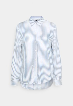 KENT COLLAR BUTTON THROUGH LONG SLEEVE EASY STRIPED - Skjorte - multicolor