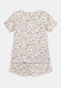 Lindex - FLOWERS - Pyžamová sada - light pink - 1