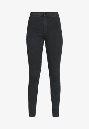 JONI - Jeans Skinny Fit - black denim
