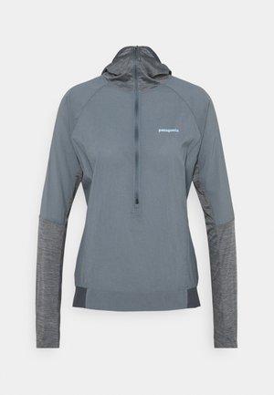 AIRSHED PRO - Topper langermet - plume grey