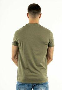 Lacoste - T-shirt basique - vert - 2