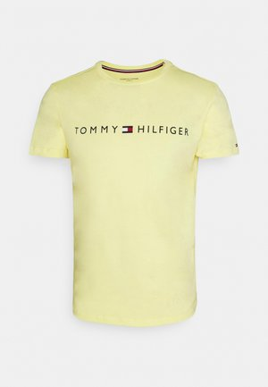 TEE LOGO - Pyjama top - yellow