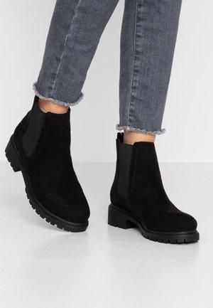 CHUNKY CHELSEA  - Kotníková obuv - black