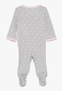 Carter's - INTERLOCK UNICORN BABY - Pyžamo - grey - 1