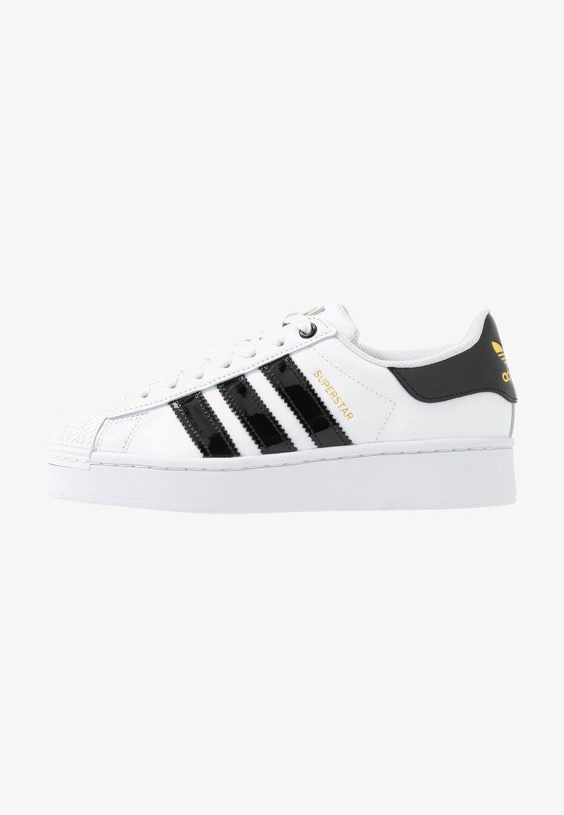 Abuso Mentor Congelar  adidas Originals SUPERSTAR BOLD - Sneakers basse - footwear white/clear  black/gold metallic/bianco - Zalando.it