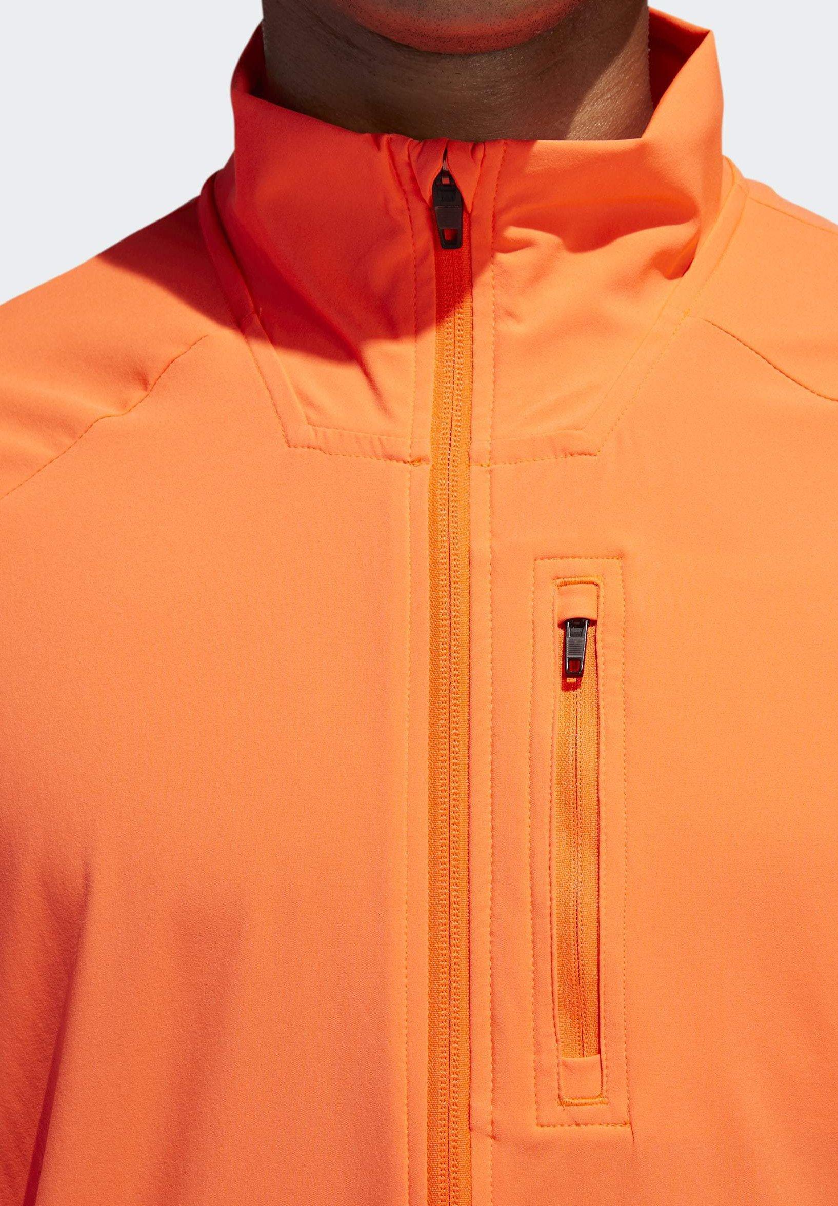 adidas Performance RISE UP N RUN JACKET - Veste de survêtement - orange