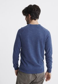Superdry - ORANGE LABEL - Pullover - adriatic blue grindle - 2