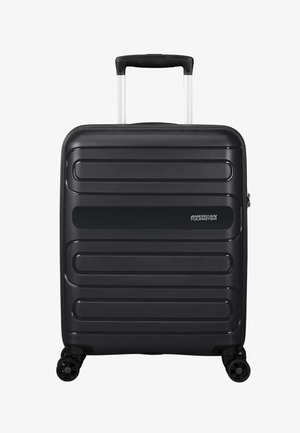 SUNSIDE - Wheeled suitcase - black