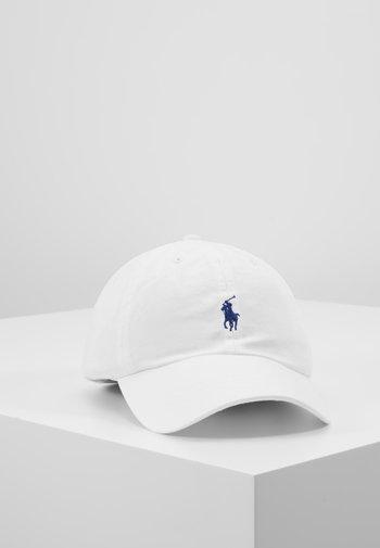CLASSIC SPORT - Caps - white
