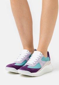 Sportmax - CUPIDO - Sneakers laag - verde acqua - 0