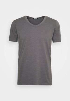 Basic T-shirt - mouse grey