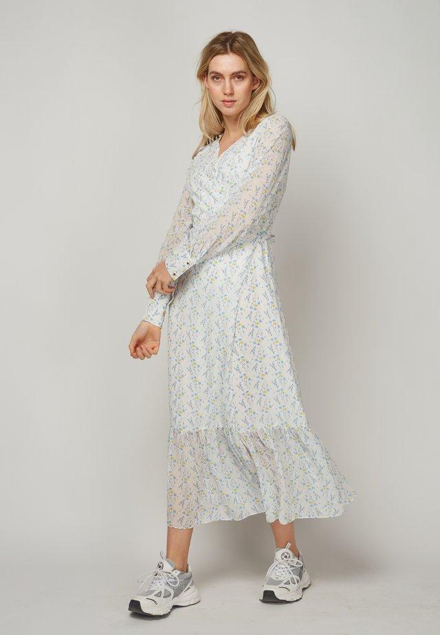 ISABELLA - Korte jurk - white