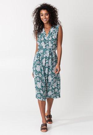 CILIA - Day dress - green