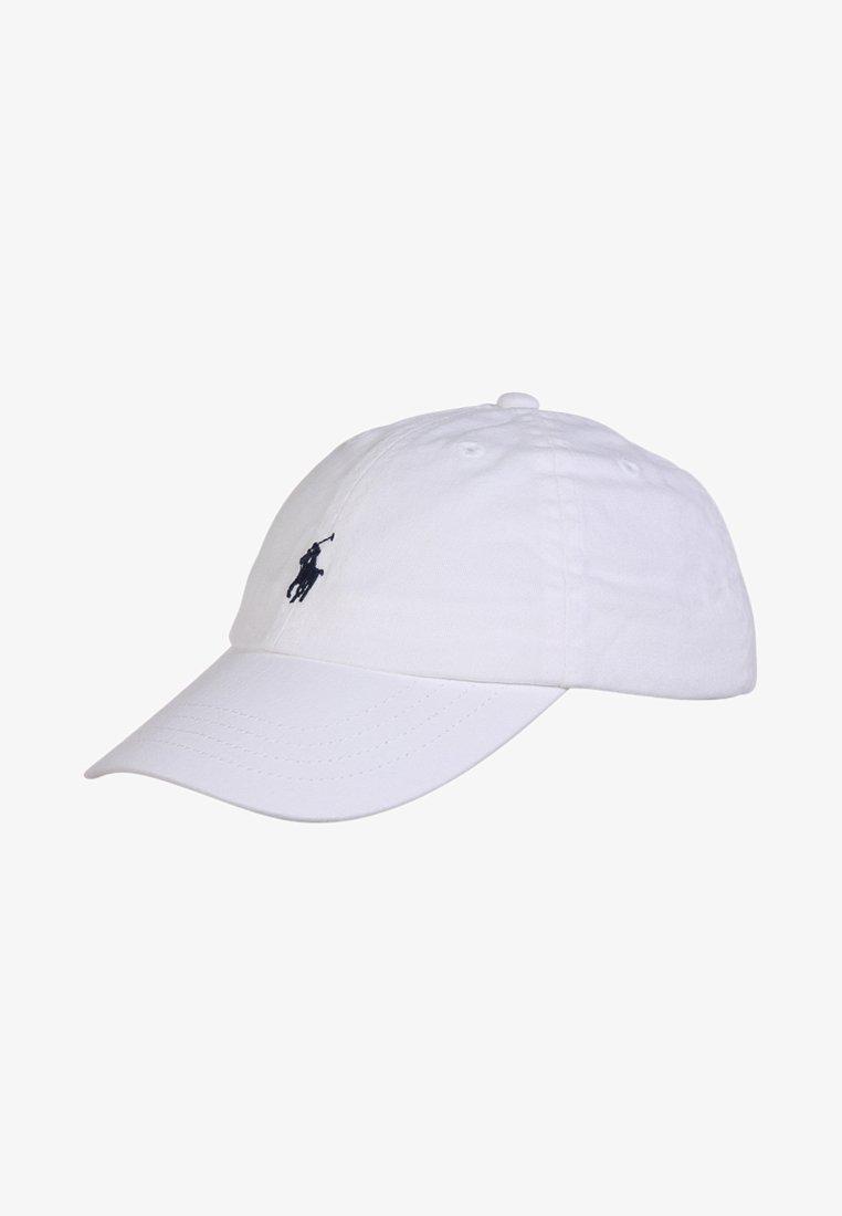 Polo Ralph Lauren - CLASSIC - Kšiltovka - white