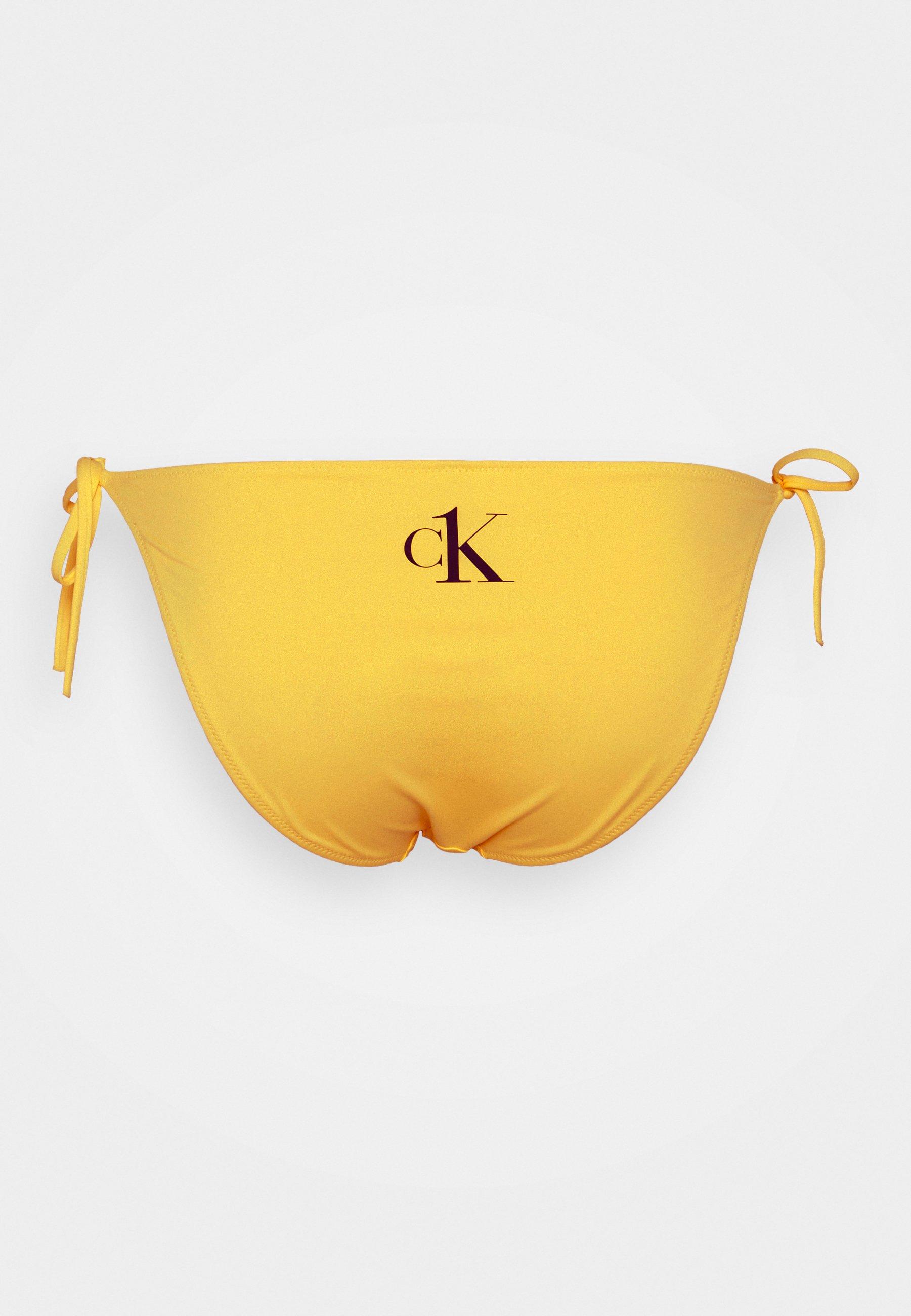 Women STRING SIDE TIE PLUS - Bikini bottoms