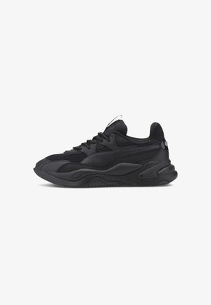 Sneaker low - puma black