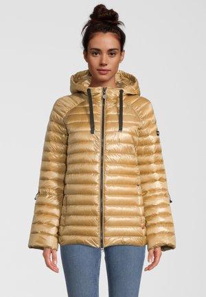 Winter jacket - golden cactus