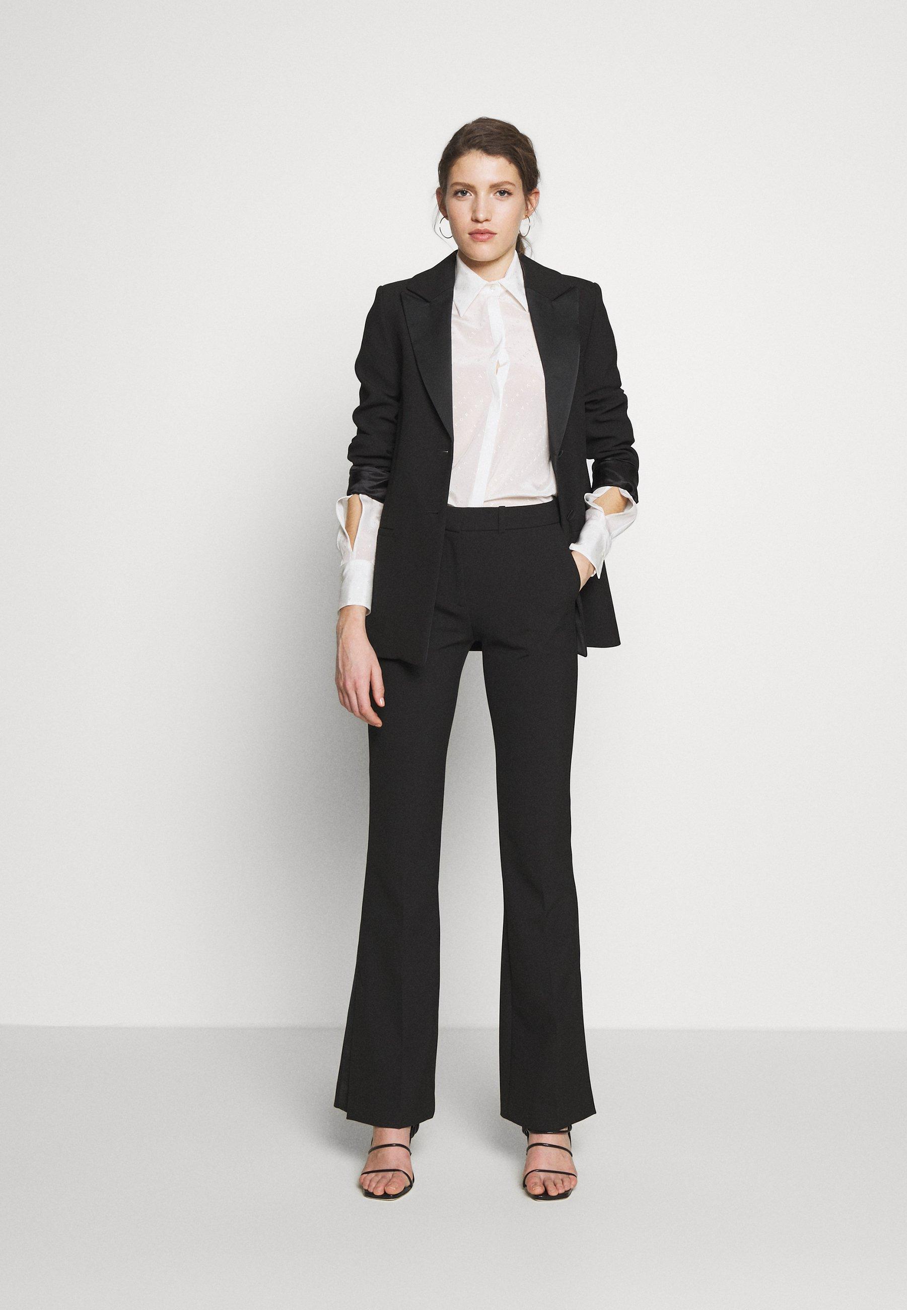 Victoria Victoria Beckham SCARF NECK - Bluser - white