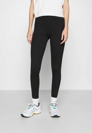 PONTI  - Leggings - black