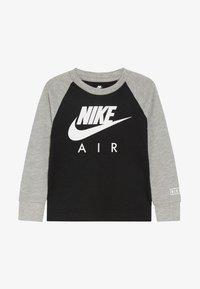 Nike Sportswear - AIR RAGLAN - Bluzka z długim rękawem - black - 3