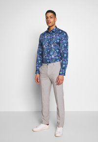 OLYMP - OLYMP NO.6 SUPER SLIM FIT  - Formal shirt - marine - 1