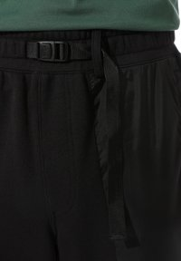 Vans - MN 66 SUPPLY FLEECE PANT - Tracksuit bottoms - black - 2