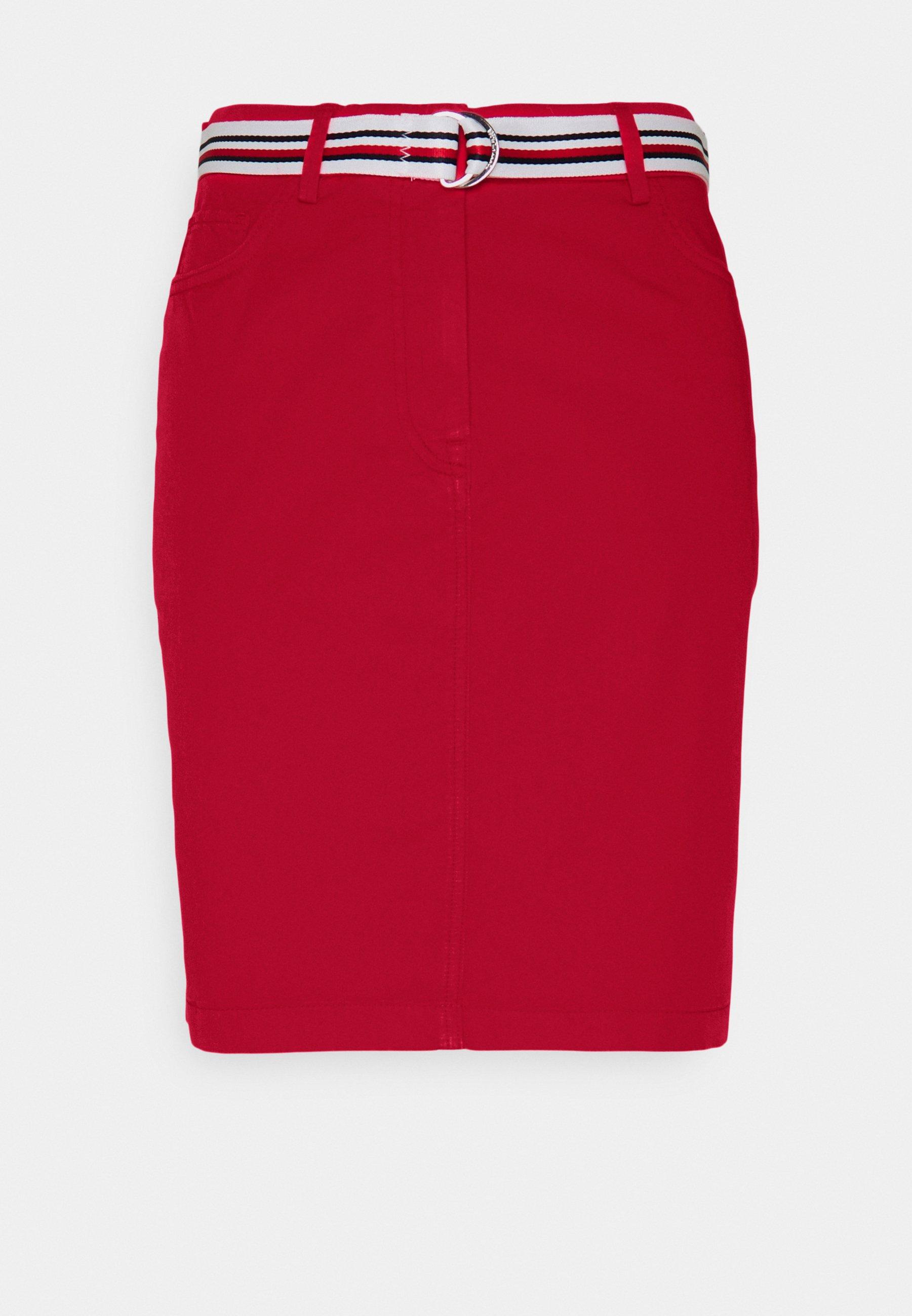 Mujer ROME SHORT SKIRT - Falda de tubo
