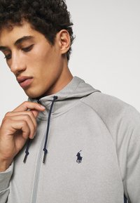 Polo Ralph Lauren - LONG SLEEVE - Zip-up hoodie - andover heather - 3
