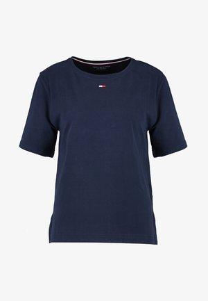 TEE HALF - Pyjama top - blue