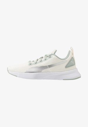 FLYER RUNNER SPORT - Neutrala löparskor - marshmallow/white