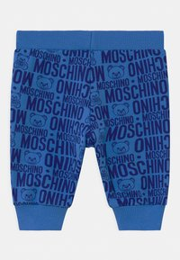 MOSCHINO - Trousers - blue - 1