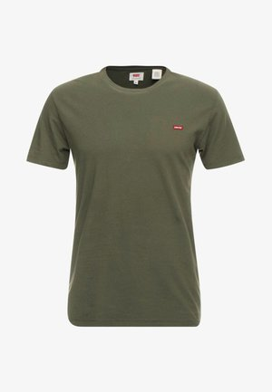 ORIGINAL TEE - T-shirt basic - cotton patch olive night