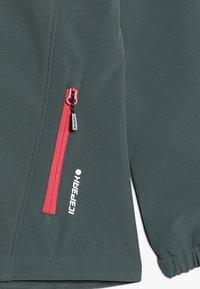 Icepeak - KENSETT - Soft shell jacket - olive - 4