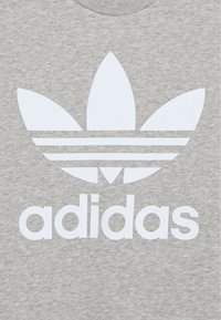 adidas Originals - TREFOIL CREW - Sweater - medium grey heather - 2
